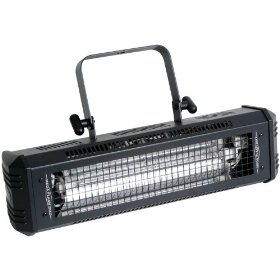 American DJ Mega Flash DMX High Output Variable Speed Strobe