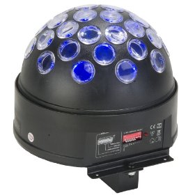 American DJ Sunray Tri LED Powered Effect Light