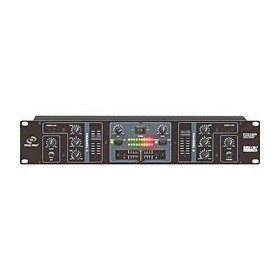 Pyle-Pro PYD1908 2 Channel Professional  DJ Mixer with SRS Audio Processing (19