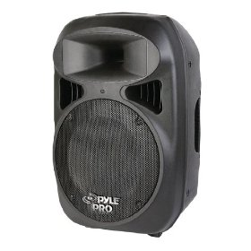 PYLE-PRO PPHP1599AI - 15'' 1600 Watt Portable Powered 2 Way Full Range Loud Speaker System w/Built in MP3/USB & Ipod Dock