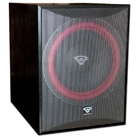 Cerwin Vega CLS-12S 12in Subwoofer 250 Watts