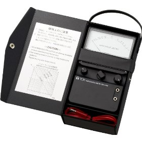 TOA ZM-104A Impedance Meter Test Leads Measures Impedances in Speaker Lines in Sound Systems