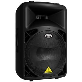 Behringer Eurolive B815NEO DSP-Controlled 1,200-Watt 15-inch PA Speaker System with Neodymium Speakers and Integrated Mixer
