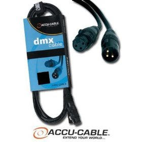 American DJ 3-Pin DMX Cable, 100 Ft