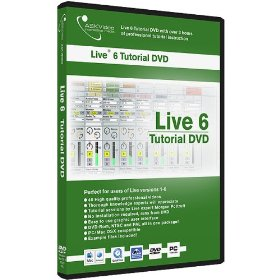 Ask Video Live Tutorial DVD for PC and Mac