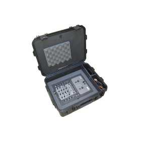 Brand New SKB 3i-1914-ser Injection Molded Case with Wheels for Rane Serato Mixer, Digital Vinyl and Laptop