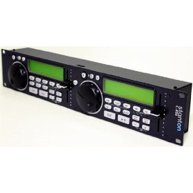 Brand New Stanton C.502 Rack Mount Dual Dj Cd, Mp3 Player with Seemless Loop and Advanced Features