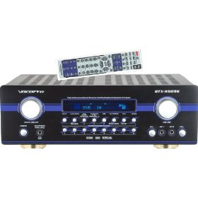 Brand New Vocopro Dtx-9909k 700w MAX 7.1 Surround Sound Receiver with Professional Vocal DSP Processing