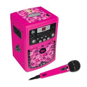 Bratz Karaoke Machine with Disco Light