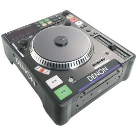 Denon DJ DN-S5000 Table Top Single CD Player