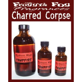 1oz (2 Gal) Charred Corpse - Fog Fluid / Haze Juice Scent Additive