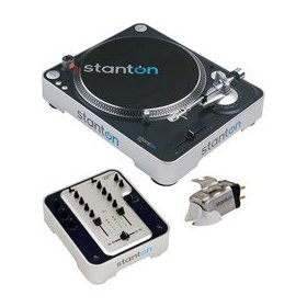 Dj Lab Turntable Package