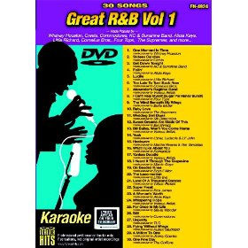 Forever Hits 4924 Great R&B Vol 1 (30 Song DVD)
