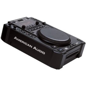 American Audio Radius 3000 - CD/MP3 Media Player