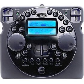 Hercules Wireless MP3 DJ Controller