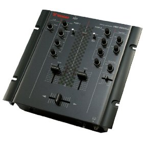 Brand New Vestax Vmc002xl-usb/blk Two Channel Dj Mixer with Usb and Pcv Crossfader