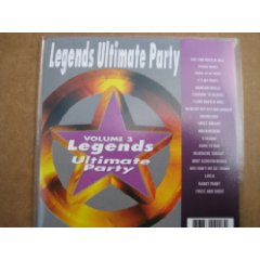Legends Karaoke CDG ULTIMATE PARTY#3 - Buffett Eagles Steam Elvis