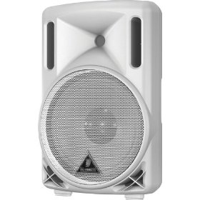 Behringer Eurolive B210D-WH Active 200-Watt 2-Way PA Speaker System with 10-inch Woofer and 1.35-inch Compression Driver, White