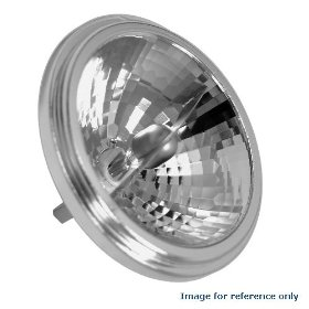 PLATINUM 75w 12v PAR36 AR111 Flood 25� Halogen Bulb