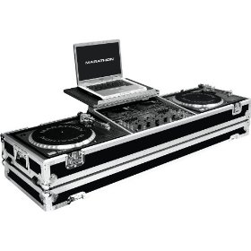 Marathon MA-DJ19WLT-STANDARD Flight Ready Case