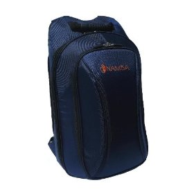 Namba Gear Big Namba Studio Backpack, High Performance Backpack for Musicians & DJs, Midnight Blue, BN-25-BL