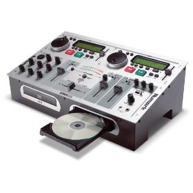 Numark Mixer Dual CD+g Player