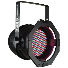 American DJ P64 LED Color Mixing LED Par 64 Can
