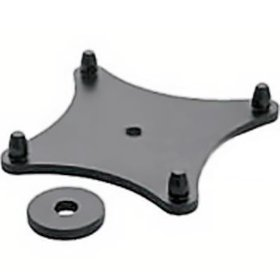 Genelec 8040-408 Metal Stand Mounting Plate for 8040A Iso-Pod Vibration Isolators