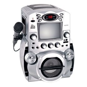 Singing Machine 5.5 TV Monitor Karaoke System with Lyrics
