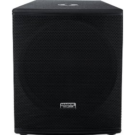 Mackie Thump TH-18s 18-inch Powered Subwoofer