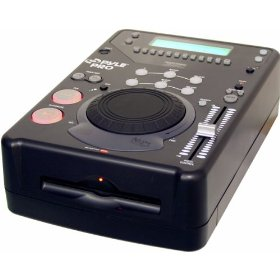 Professional Dj Tabletop CD Player with Jog Dial