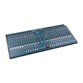 Pyle PSX24 24 Input Channel Stereo Console Mixer