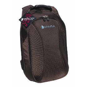 Namba Gear Big Namba Studio Backpack, High Performance Backpack for Musicians & DJs in Mayan Brown, BN-25-GY