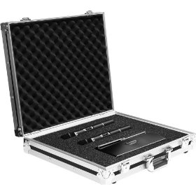 Marathon Flight Ready Case MA-Wireless Wireless & Utility Case With Pick & Fit Foam - Fits Most Wireless Receiver Models