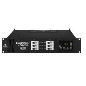 Behringer LD6230 6-Channel DMX/Analog Controlled Dimmer