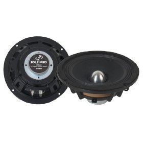 Pyle-Pro - 6.5'' High Power High Performance Midbass