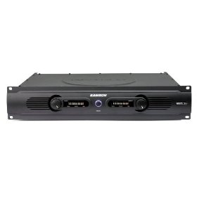 Samson Servo 300 Stereo Power Amplifier, 300 Watts
