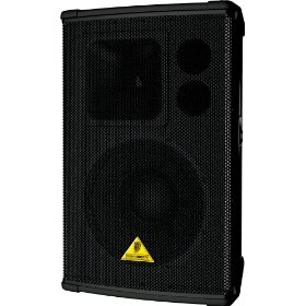 Behringer EurOlive B1220DSP Digital Processor-Controlled 600-Watt 12'' PA Speaker System with Integrated Mixer