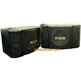 RSQ SR-350 350W PRO SPEAKERS (PAIR)