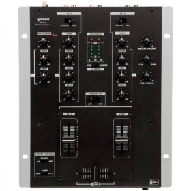 Gemini PS-424X Professional 2 Channel Stereo Mixer