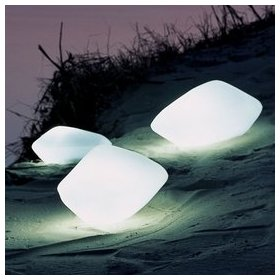 Oluce Stones Outdoor Lights