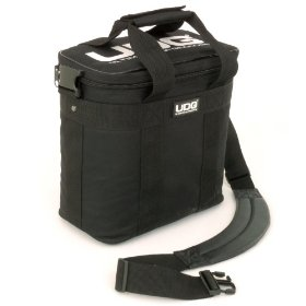 UDG Starter Bag - Black w/ White Logo