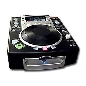 Vestax CDX05 CD/MP3 Scratch Player with Effects