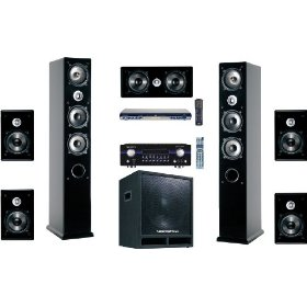 VocoPro  KHT-5 Home Theater System