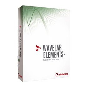 Wavelab Elements 7 - Educational Edition