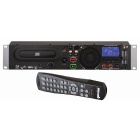 Gemini CDX-1210 Rackmount CD Player (Standard)