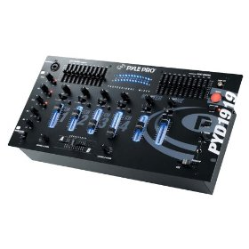 Pyle-Pro PYD1919 - 4 Channel Professional Mixer