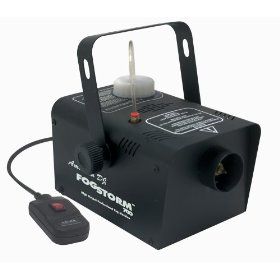 American Dj Fog Storm 700 - 700 Watt Fog Machine with Remote
