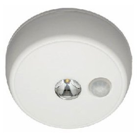 LED Wireless Ceiling Light with Motion Sensor - Battery Operated - Mr Beams MB980