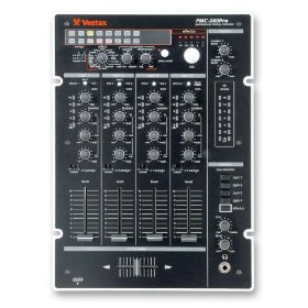 *Free Shipping* Brand New Vestax Pmc-280 Pro 4 Channel 16 Effects Dj Mixer with Built in Digital Sound Processor